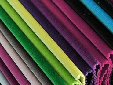 A brief history of dyeing fabrics